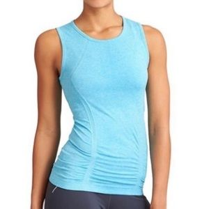 Athleta Fastest Track Seamless Muscle Tank Top S